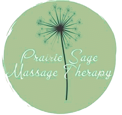 Logo of Prairie Sage Massage Winnipeg